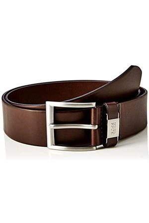HUGO BOSS Men's Connio Belt, (Dark 202)