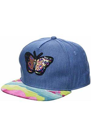 maximo Girl's Basecap \Schmetterling\, Pailetten Cap