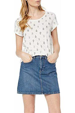 Esprit Women's 049CC1K033 T-Shirt, ( 110)