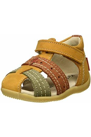 Kickers Baby Boys' Bigbazar Sandals (Camel Canelle 116) 8 UK