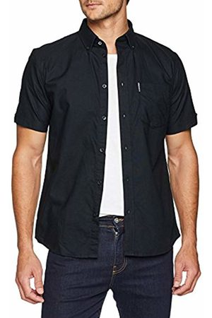 Ben Sherman Men's SS Core Oxford Shirt Casual (Barely 280)