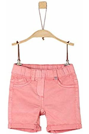 s.Oliver Girls' 53.903.74.5864 Shorts Rosa (Coral 4281) 3 Years