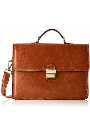 Chicca Tuttoa Women's CBC18904GF22 Top-Handle Bag Marrone (Cuoio)