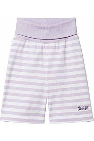 Steiff Baby Girls Shorts Violett (Pastel Lilac 7008)