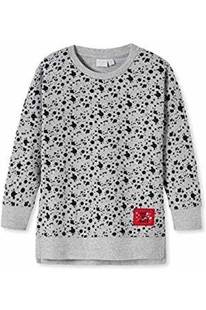 Schiesser Girl's Punk Rock Sweatshirt (Grau 200)