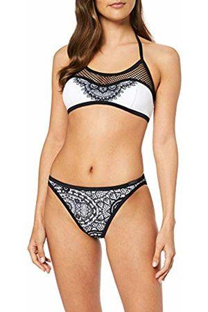 Olympia Women's Find Bikini (Schwarz/Weiss 901) 30B (Size: 34)