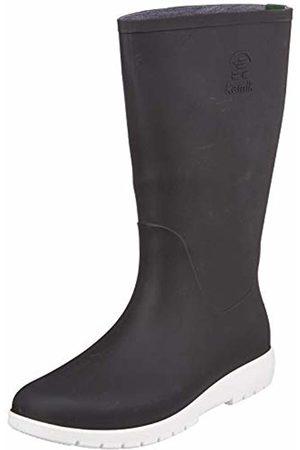 Kamik Women's's Jessie Wellington Boots Schwarz ( -Noir) 8 UK