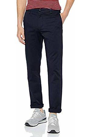Dockers Men Trousers - Men's Alpha Refined New Tapered - Solucell Trouser, (Nighttime 0003)