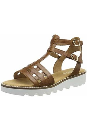 Gabor Shoes Women's Comfort Sport Ankle Strap Sandals 2.5 UK