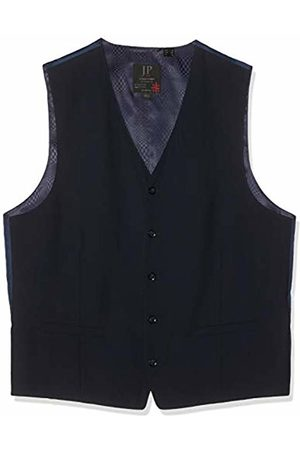 JP 1880 Men's Big & Tall Contrast Lined Mix & Match Suit Vest Navy 62 705621 70-62