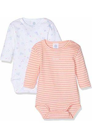 Sanetta Baby Girls' DP Body 322617+322618 Bodysuit