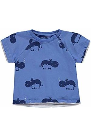 bellybutton Baby Boys' T-Shirt 1/4 Arm Allover|Multicolored 0003