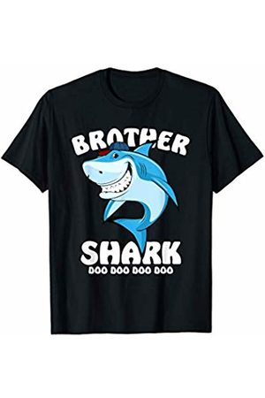 Shark Family Shirts by MK DESIGN Brother Shark Shirt for Matching Family Pajamas
