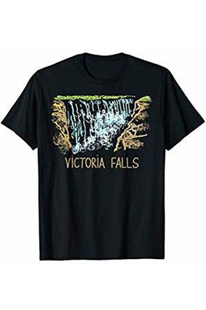 DDD City Victoria Falls T-shirt Tee T Shirt Tshirt T-Shirt