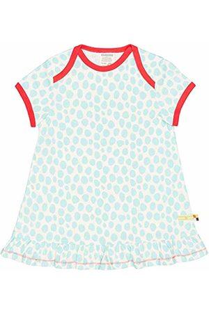 loud + proud Girl's Kleid Mit Druck, Aus Bio Baumwolle, GOTS Zertiziziert Dress