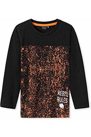 Schiesser Boy's Rebel Rules Shirt 1/1 T