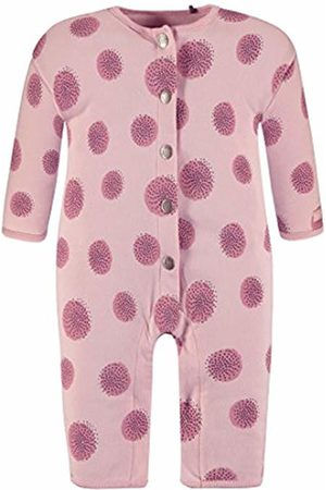 bellybutton Baby Girls' Overall 1/1 Arm Footies