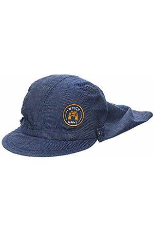 maximo Boy's Cap, Waschoptik, Abknöpfbarer Nackenschutz Hat