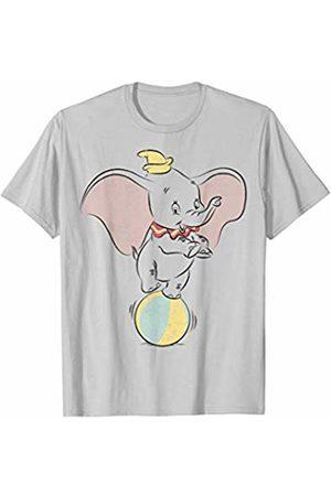 Disney Dumbo Ball Balance Cute Pose T-Shirt