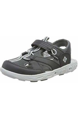 Columbia Children's Unisex Sandals, Childrens TECHSUN Wave, Size UK Child 8, (Shark