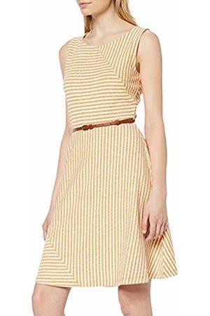 Esprit Women's 049cc1e019 Dress, (Honey 710)