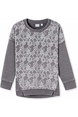Schiesser Girl's Just Love Sweatshirt (Grau 200)