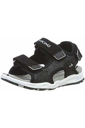 Viking Sandals - Unisex Kids' Anchor II Sling Back Sandals / 203