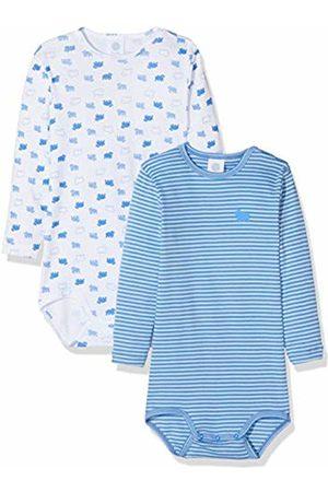 Sanetta Baby Boys' DP Body 1/1, 322620+322621 Bodysuit