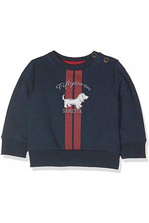 Sanetta Baby Sweatshirts - Baby Boys Sweatshirt Blau (Deep 5993.0)