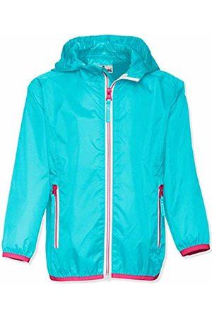 Playshoes Girl's Regenjacke, Funktionsjacke mit Aufbewahrungsbeutel Waterproof Jacket