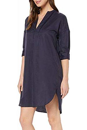 Seidensticker Women's Kleid Langarm Modern Fit Uni Dress