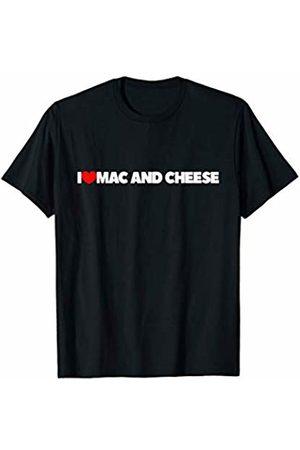 I Love Mac and Cheese Shirts I Love (Heart) Mac and Cheese T-Shirt