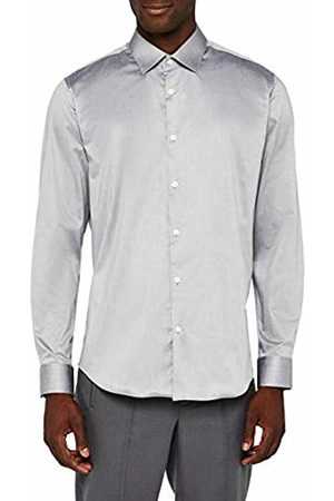 MERAKI Men's Regular Fit Formal Shirt