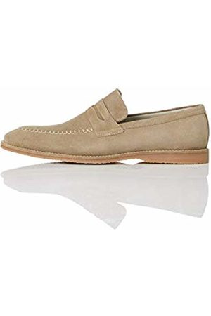 FIND Suede Loafer Sand