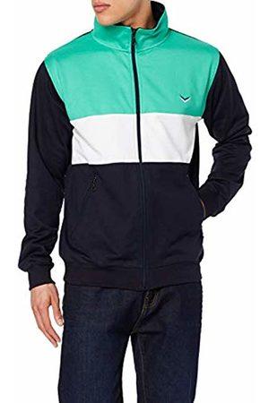 Trigema Men's 674132119 Sweat Jacket
