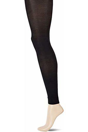Ulla Popken Women's Plus Size 60 Denier Footless Tights 30/32 659026 10-56+