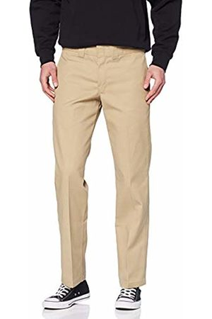 Dickies Men's Straight Work Slim Trousers