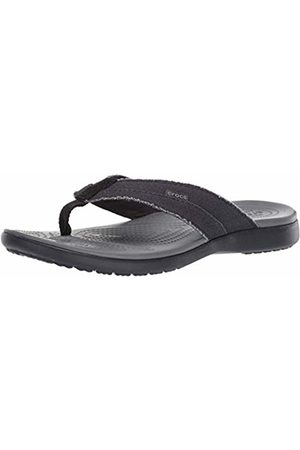 Crocs Men's Santa Cruz Canvas Flip Men Flip Flop