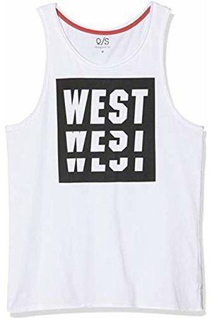 s.Oliver Men's 40.904 1/3.3063 Vest, ( 0100)