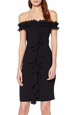 Rinascimento Women's Cfc0091636003 Party Dress (Nero B001) 6 (Size: X-Small)