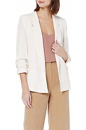 Naf-naf Women's Kenw8d Suit Jacket (Nude 1248) 16 (Size: 44)