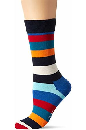 Happy Socks – Cool Colorful Stripe Printed Cotton Socks for Men and Women