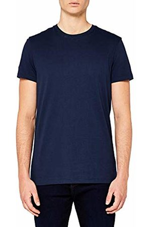 MERAKI Men's Regular Fit Crew Neck T-Shirt