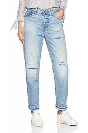 G-Star Women's Midge Saddle High Waist Boyfriend Jeans