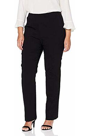 Ulla Popken Women's Plus Size Bengaline Stretch Pants 26T 709525 10-104