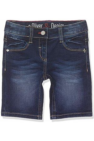 s.Oliver Girl's 53.904.72.2040 Bermudas, ( Denim Stretch 57z7)