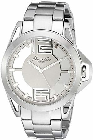Kenneth Cole Mens Analogue Quartz Watch with Stainless Steel Strap 10022529