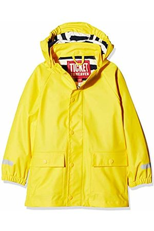 Ticket to Heaven Boy's Pu Regenjacke M. Abnehmbarer Kapuze Waterproof Jacket|