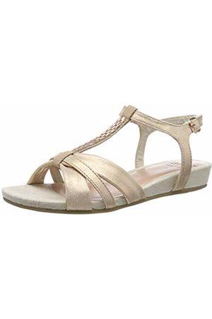 Jana Women's 8-8-28105-22 Ankle Strap Sandals