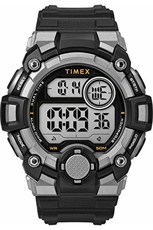 Timex Mens Digital Watch with Resin Strap TW5M27700